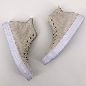CONVERSE | Chuck Taylor Hi Top Glitter Sneakers